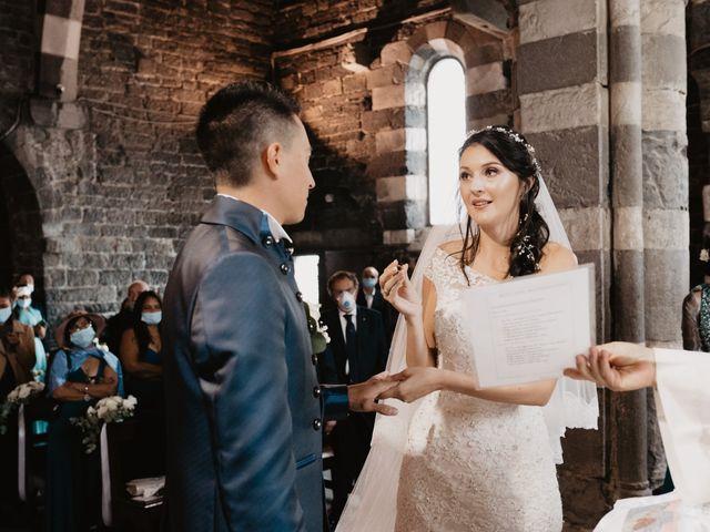 Il matrimonio di Mattia e Lidia a Portovenere, La Spezia 22