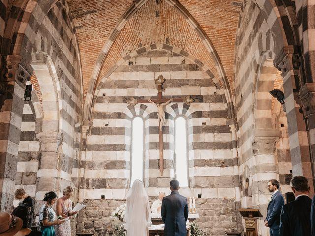 Il matrimonio di Mattia e Lidia a Portovenere, La Spezia 23