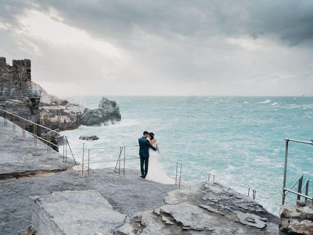 Il matrimonio di Mattia e Lidia a Portovenere, La Spezia 24