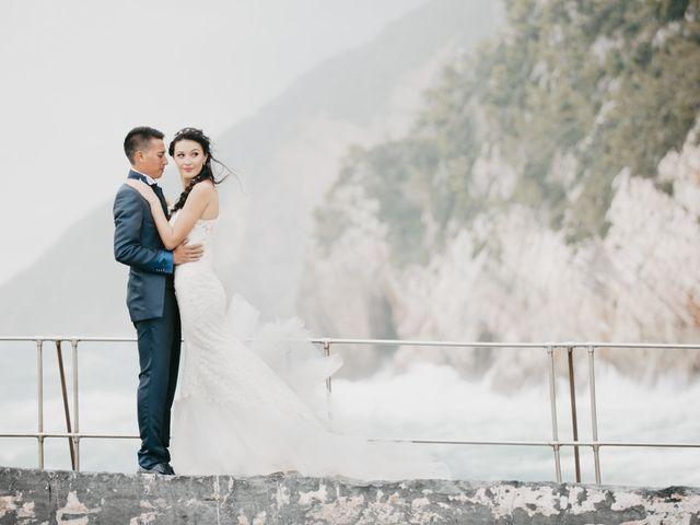 Il matrimonio di Mattia e Lidia a Portovenere, La Spezia 51