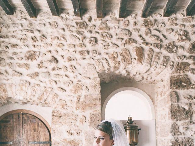 Il matrimonio di Marco e Francesca a Massa Martana, Perugia 11