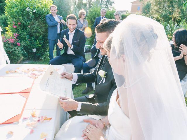 Il matrimonio di Marco e Francesca a Massa Martana, Perugia 31