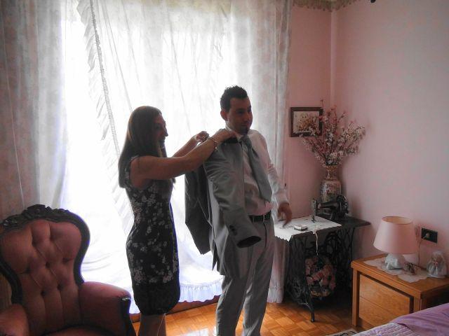 Il matrimonio di Cristian e Gessica a Peschiera Borromeo, Milano 8