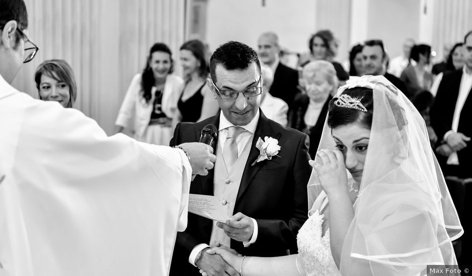 Il matrimonio di Luca e Sabrina a Nole, Torino