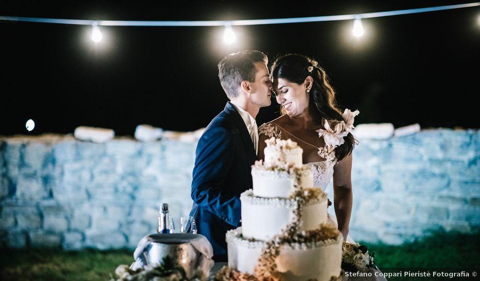 Il matrimonio di Andrea e Kendra a Rosciano, Pescara