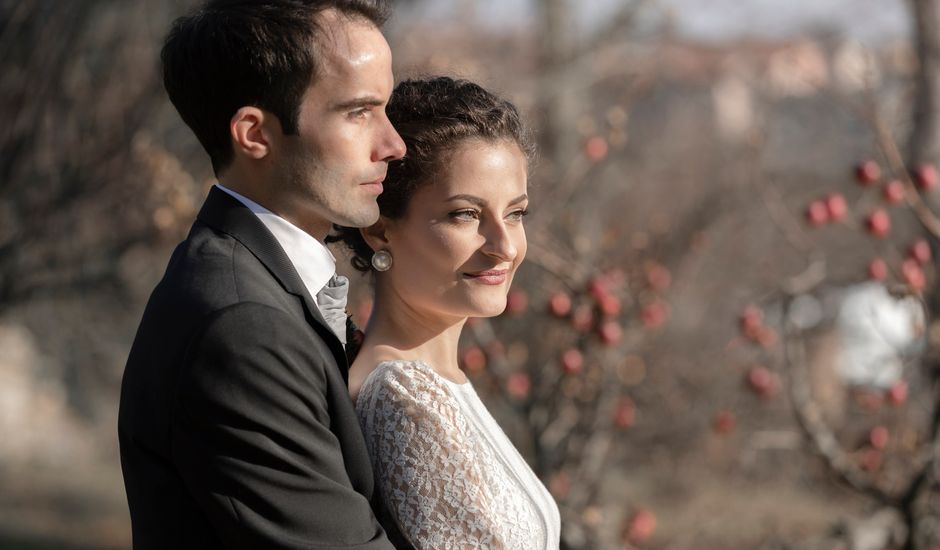 Il matrimonio di Stefano e Olga a Carnago, Varese