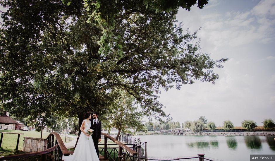 Il matrimonio di Angelo e Sharon a Caramagna Piemonte, Cuneo