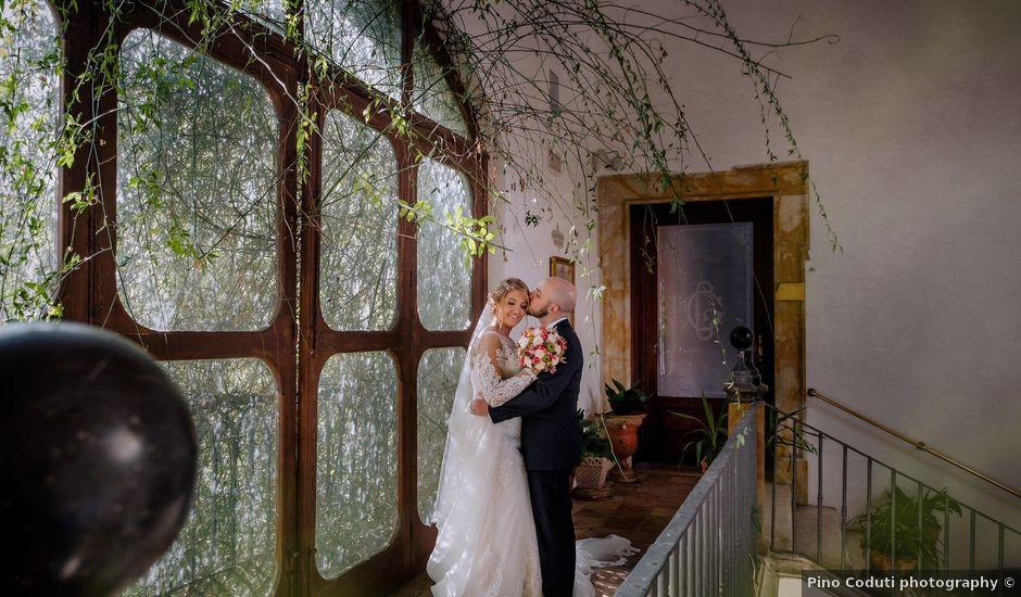 Il matrimonio di Claudio e Giuliana a Lucera, Foggia