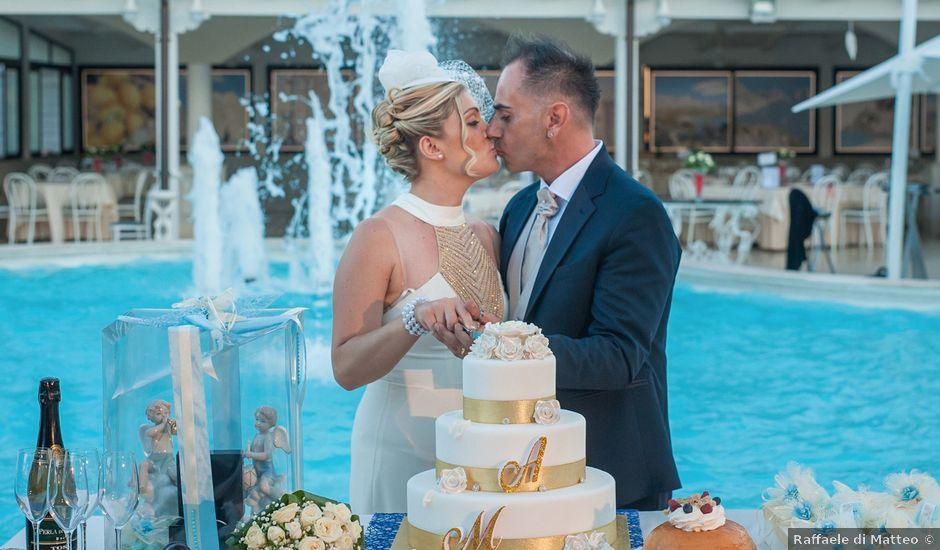 Il matrimonio di Alessandro e Michela a Qualiano, Napoli