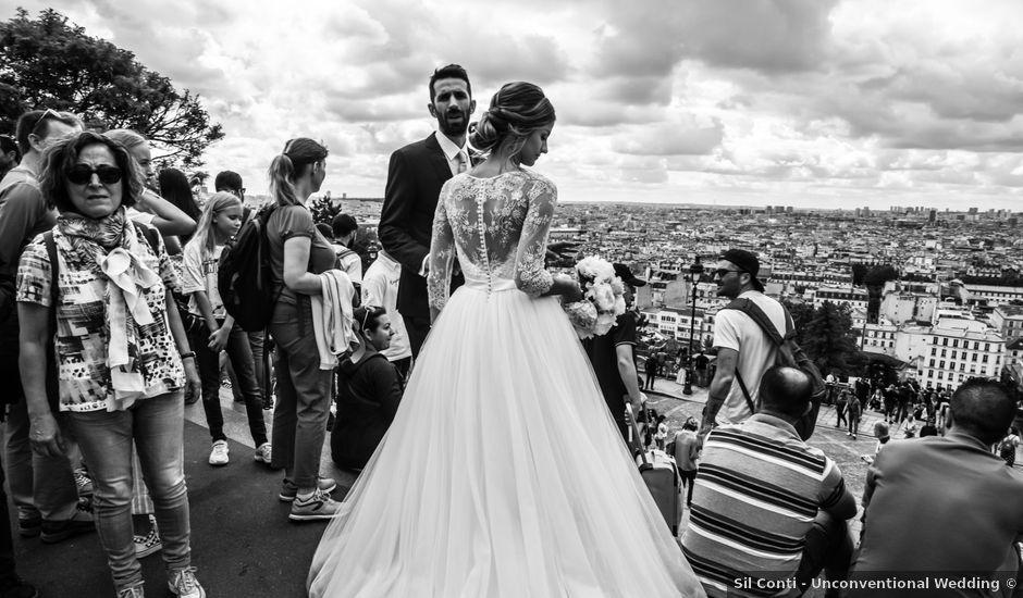 Il matrimonio di Andrea e Sara a Brescia, Brescia