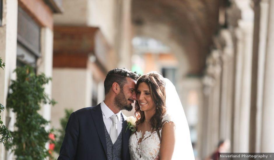 Il matrimonio di Enrico e Marta a Vicenza, Vicenza