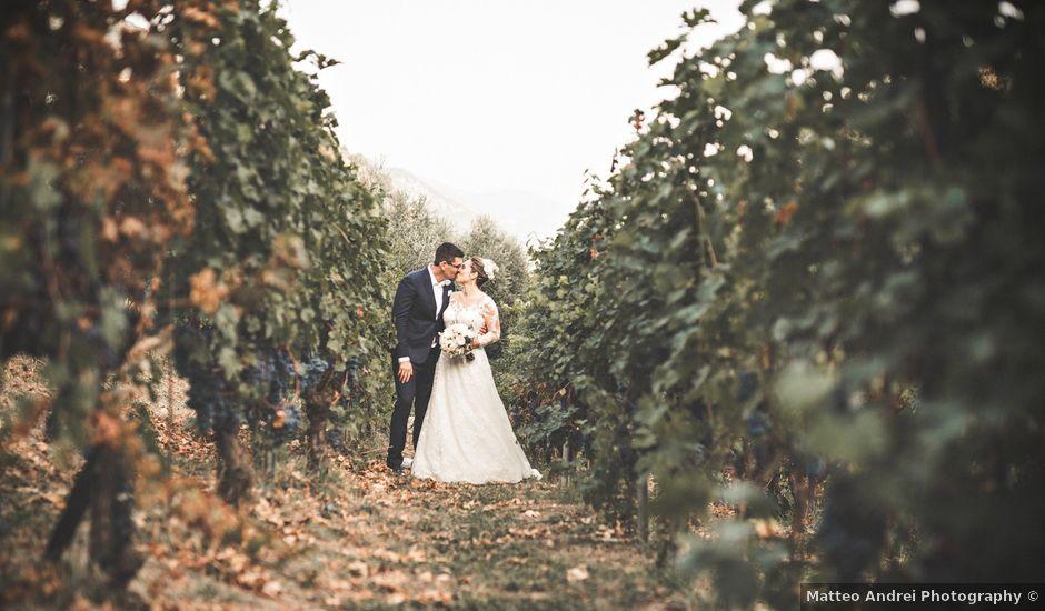 Il matrimonio di Marco e Camilla a Monterosso al Mare, La Spezia