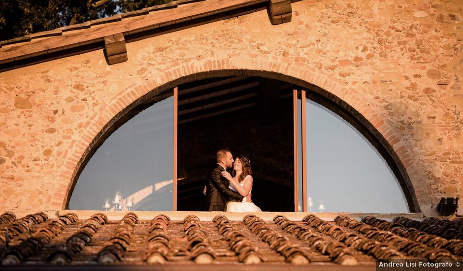 Il matrimonio di Jennifer e Riccardo a Poggibonsi, Siena