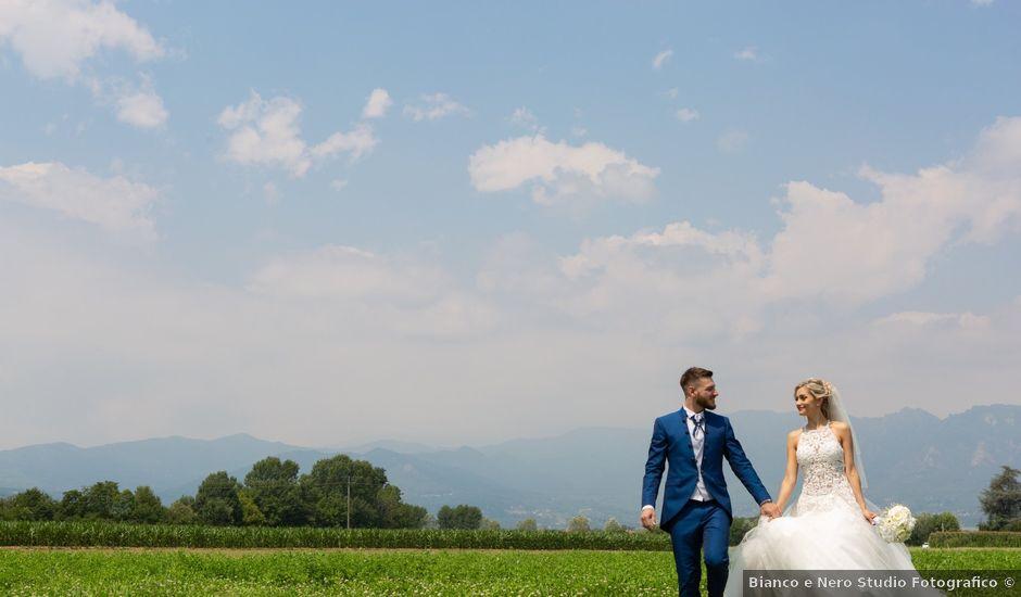 Il matrimonio di Dario e Chiara a Orbassano, Torino