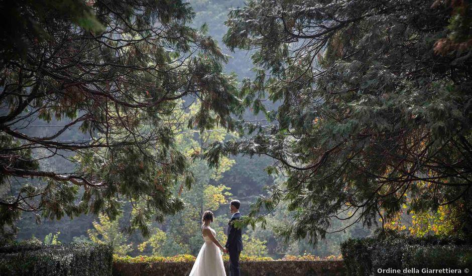 Il matrimonio di Edoardo e Caterina a Triuggio, Monza e Brianza