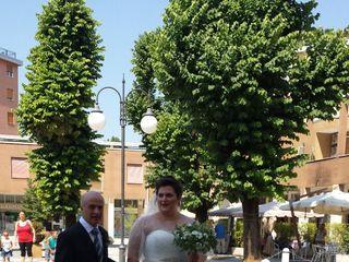 Le nozze di Fabrizia e Boris 1