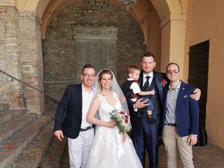 Le nozze di Verdina e Luca