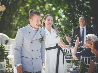 Le nozze di Arianna e Guido