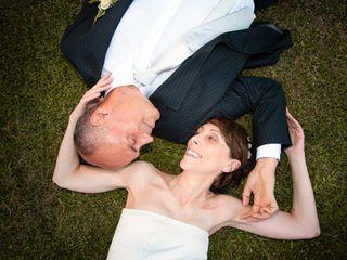 Le nozze di Stefano e Donatella