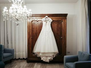 Le nozze di Anna e Luigi 1