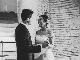Le nozze di Antonio e Evelisa