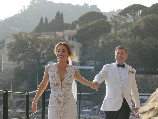 le nozze di Michelle e Jason