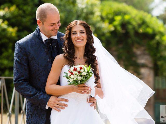 Le nozze di Liliana e Emanuele
