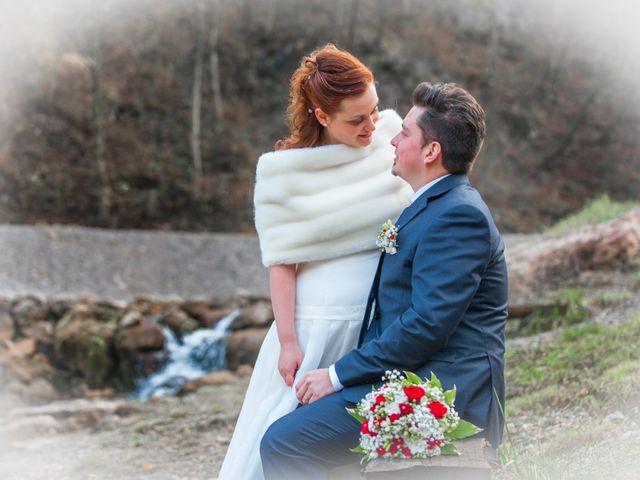 le nozze di Greta e Isacco