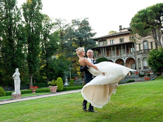 Le nozze di Karina e Gianluca