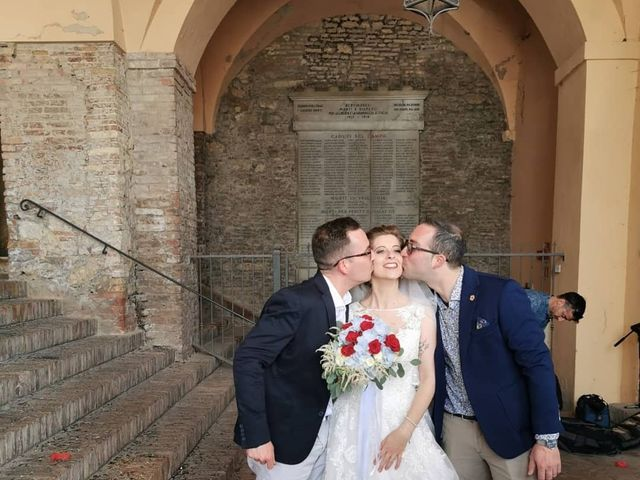 Il matrimonio di Luca e Verdina a Cesena, Forlì-Cesena 7