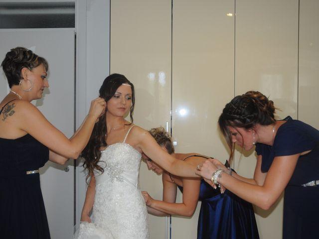 Il matrimonio di Denis e Serena a Torrebelvicino, Vicenza 1