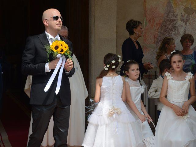 Il matrimonio di Denis e Serena a Torrebelvicino, Vicenza 2