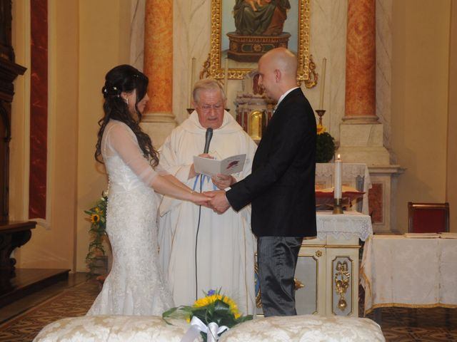 Il matrimonio di Denis e Serena a Torrebelvicino, Vicenza 7