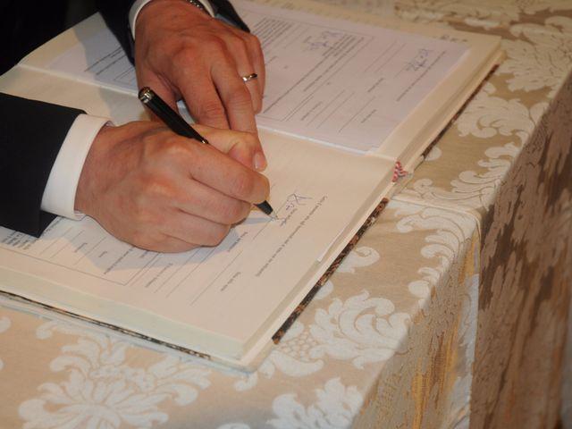 Il matrimonio di Denis e Serena a Torrebelvicino, Vicenza 9
