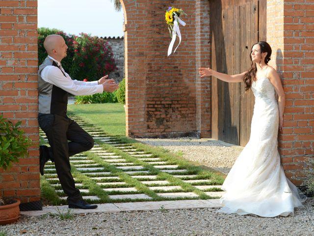 Il matrimonio di Denis e Serena a Torrebelvicino, Vicenza 11