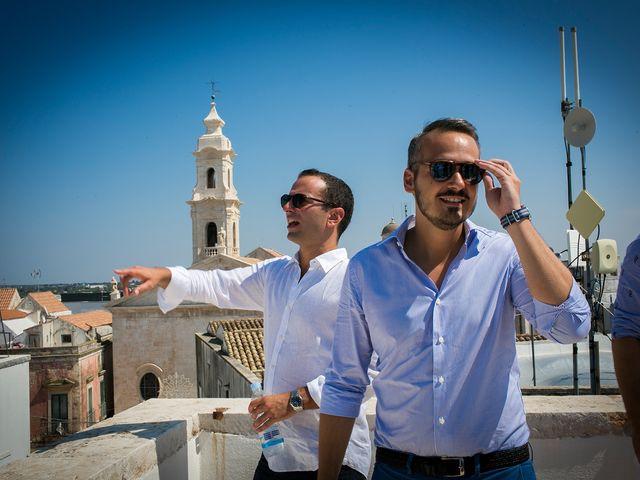 Il matrimonio di Vincenzo e Stefania a Conversano, Bari 3