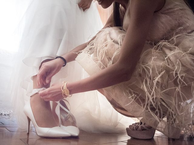 Il matrimonio di Daniele e Claudia a Limbiate, Monza e Brianza 19