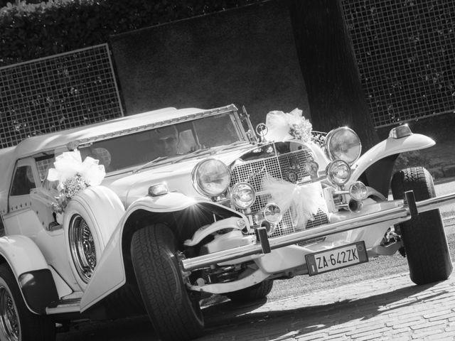 Il matrimonio di Daniele e Claudia a Limbiate, Monza e Brianza 25