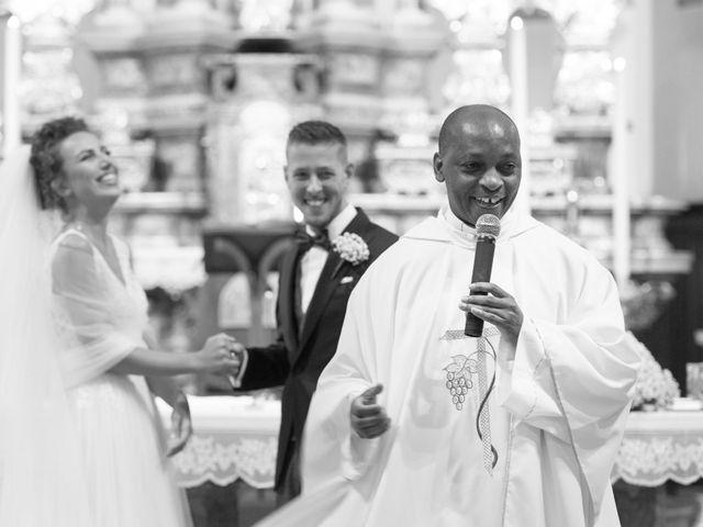 Il matrimonio di Daniele e Claudia a Limbiate, Monza e Brianza 36