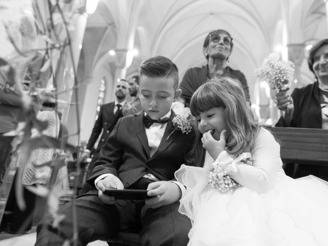 Il matrimonio di Daniele e Claudia a Limbiate, Monza e Brianza 40