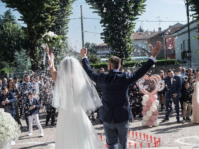 Il matrimonio di Daniele e Claudia a Limbiate, Monza e Brianza 41