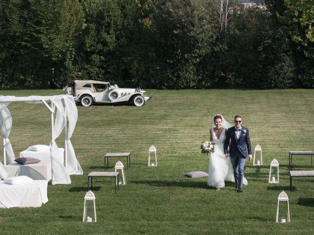 Il matrimonio di Daniele e Claudia a Limbiate, Monza e Brianza 46