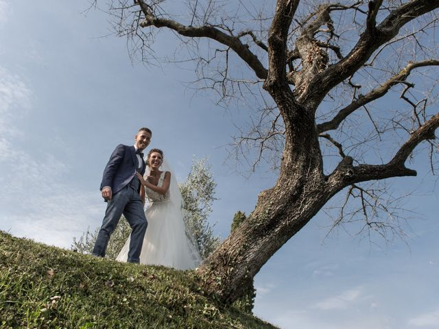 Il matrimonio di Daniele e Claudia a Limbiate, Monza e Brianza 58