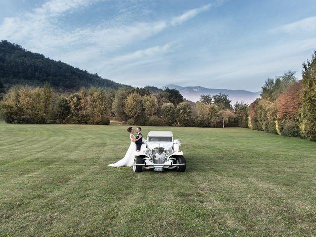 Il matrimonio di Daniele e Claudia a Limbiate, Monza e Brianza 71