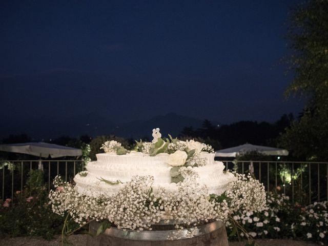 Il matrimonio di Daniele e Claudia a Limbiate, Monza e Brianza 81
