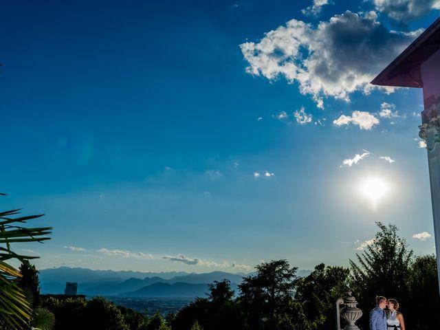 Il matrimonio di Guido e Arianna a Torino, Torino 1
