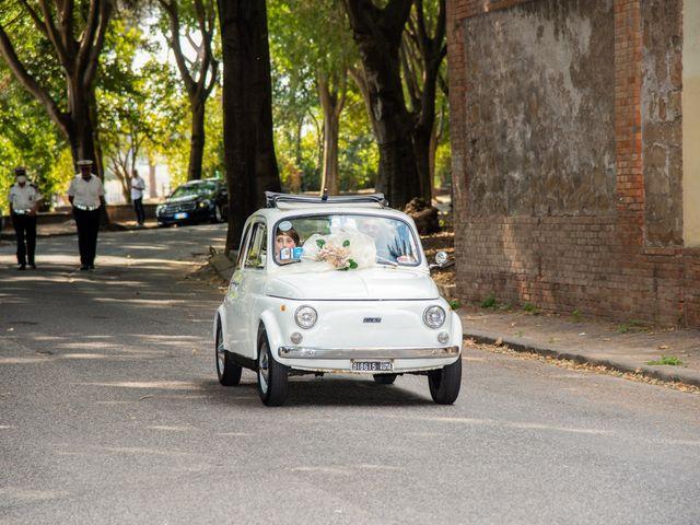 Il matrimonio di Donatella e Stefano a Roma, Roma 3