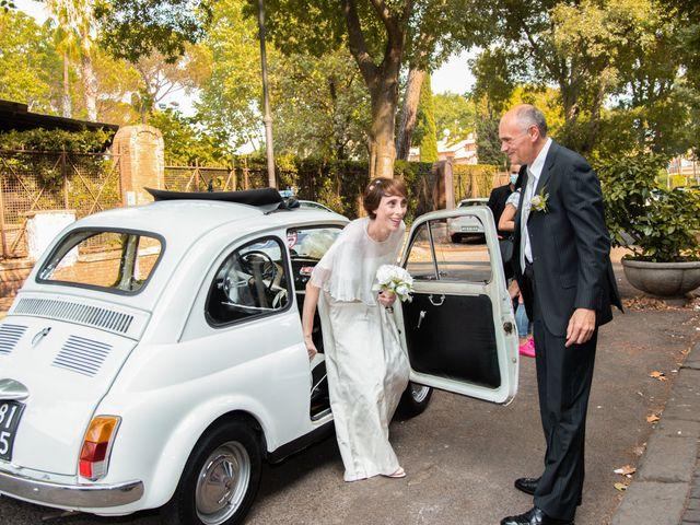 Il matrimonio di Donatella e Stefano a Roma, Roma 6