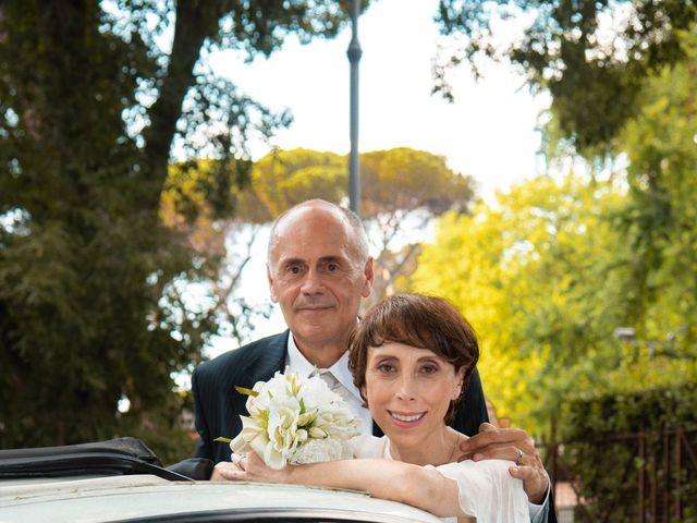 Il matrimonio di Donatella e Stefano a Roma, Roma 18