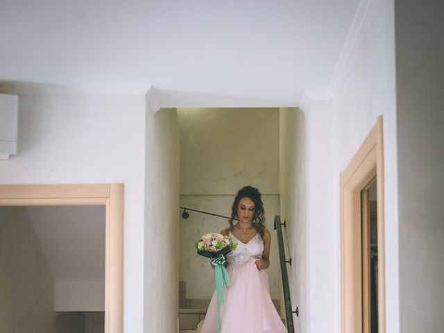 Il matrimonio di Filippo e Giulia a Montorfano, Como 34
